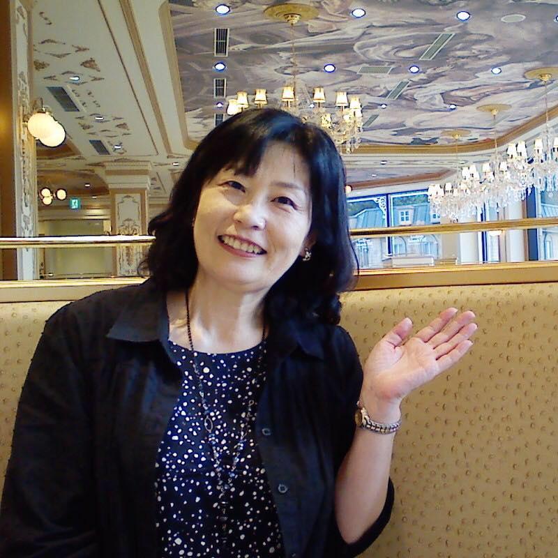 『名古屋の集まる集客セミナーに参加して』愛知県名古屋市 筆文字教室主宰 姿月真由美さん