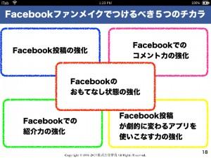 集まる集客Facebookファンメイクトレーニング.018