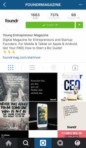 海外最新成功事例: Instagramから 毎週1000件以上の メルマガリストを獲得
